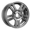Replica GM18 - Общие характеристики  Тип : литые Материал : алюминиевый сплав Цвет : серебристый
