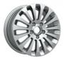 Replica FD24 - Общие характеристики  Тип : литые Материал : алюминиевый сплав Цвет : серебристый