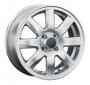 Replica GM15 - Общие характеристики  Тип : литые Материал : алюминиевый сплав Цвет : серебристый  хром