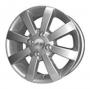 Replica 820 KI/TO 5.5x14/4x100 D56.1 ET45 -  Тип : литые Цвет : серебристый Крепежные отверстия : 4 Диаметр центрального отверстия : 56.1 мм
