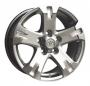 Replica TO9 - Общие характеристики  Тип : литые Материал : алюминиевый сплав Цвет : серебристый