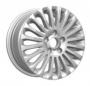 Replica FD26 - Общие характеристики  Тип : литые Материал : алюминиевый сплав Цвет : серебристый