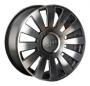 Replica A8 - Общие характеристики  Тип : литые Материал : алюминиевый сплав Цвет :   серебристый  черный  серебристый+черный