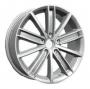 Replica VW33 - Общие характеристики  Тип : литые Материал : алюминиевый сплав Цвет : серебристый