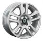 Replica 180 - Общие характеристики  Тип : литые Материал : алюминиевый сплав Цвет : серебристый
