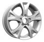 Replica SK5 - Общие характеристики  Тип : литые Материал : алюминиевый сплав Цвет : серебристый