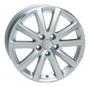 Replica VW19 - Общие характеристики  Тип : литые Материал : алюминиевый сплав Цвет : серебристый  серебристый+черный