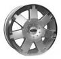 Replica FD10 - Общие характеристики  Тип : литые Материал : алюминиевый сплав Цвет : серебристый
