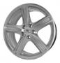 Replica V9 - Общие характеристики  Тип : литые Материал : алюминиевый сплав Цвет : серебристый