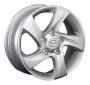 Replica MZ9 - Общие характеристики  Тип : литые Материал :   алюминиевый сплав Цвет : серебристый