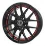 Replica 341 Multi - Общие характеристики  Тип : литые Материал : алюминиевый сплав Цвет : серебристый  черный