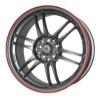 Replica 228 Multi - Общие характеристики  Тип : литые Материал : алюминиевый сплав Цвет : серебристый  черный
