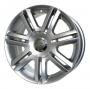 Replica 7713 AU/VW - Общие характеристики  Тип : литые Материал : алюминиевый сплав Цвет : серебристый