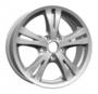 Replica MZ18 - Общие характеристики  Тип : литые Материал : алюминиевый сплав Цвет : серебристый  хром