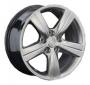 Replica LX10 - Общие характеристики  Тип : литые Материал :   алюминиевый сплав Цвет : серебристый