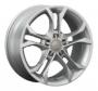 Replica A35 - Общие характеристики  Тип : литые Материал : алюминиевый сплав Цвет : серебристый