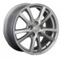 Replica LX12 - Общие характеристики  Тип : литые Материал :   алюминиевый сплав Цвет : серебристый