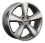 Replica NS38 - Общие характеристики  Тип : литые Материал :   алюминиевый сплав Цвет : серебристый  серебристый+черный