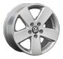 Replica VW18 - Общие характеристики  Тип : литые Материал : алюминиевый сплав Цвет : серебристый  хром