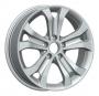 Replica B81 - Общие характеристики  Тип : литые Материал : алюминиевый сплав Цвет : серебристый