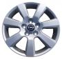 Replica OP3 6.5x16/5x110 ET41 -  Тип : литые Цвет : серебристый Крепежные отверстия : 5 Диаметр центрального отверстия : 65.1 мм