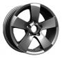 Replica SK6 - Общие характеристики  Тип : литые Материал : алюминиевый сплав Цвет : черный