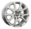 Replica VW22 - Общие характеристики  Тип : литые Материал : алюминиевый сплав Цвет : серебристый