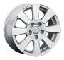 Replica TY45 - Общие характеристики  Тип : литые Материал : алюминиевый сплав Цвет : серебристый