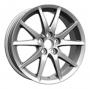 Replica TY49 - Общие характеристики  Тип : литые Материал : алюминиевый сплав Цвет : серебристый