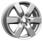 Replica NS49 6.5x17/5x114.3 ET45 Silver -  Тип : литые Цвет : серебристый Крепежные отверстия : 5 Диаметр центрального отверстия : 66.1 мм