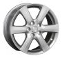 Replica TY24 - Общие характеристики  Тип : литые Материал : алюминиевый сплав Цвет : серебристый