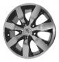 Replica 704 Honda - Общие характеристики  Тип : литые Материал : алюминиевый сплав Цвет : серебристый  серебристый+черный