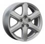 Replica TY40 - Общие характеристики  Тип : литые  кованые Материал : алюминиевый сплав Цвет : серебристый