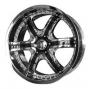 Replica 723 Multi - Общие характеристики  Тип : литые Материал : алюминиевый сплав Цвет : серебристый  серебристый+черный