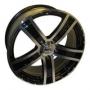Replica NI-086 - Общие характеристики  Тип : литые Материал : алюминиевый сплав Цвет : серебристый  серебристый+черный