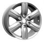 Replica MI27 - Общие характеристики  Тип : литые Материал : алюминиевый сплав Цвет : серебристый