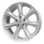 Replica 721 - Общие характеристики  Тип : литые Материал : алюминиевый сплав Цвет : серебристый