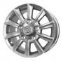 Replica 848 TO/LX - Общие характеристики  Тип : литые Материал : алюминиевый сплав Цвет : серебристый  серебристый+черный
