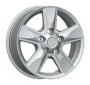 Replica TY60 - Общие характеристики  Тип : литые Материал : алюминиевый сплав Цвет : серебристый