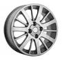 Replica FT5 6x15/4x100 ET43 -  Тип : литые Цвет : серебристый Крепежные отверстия : 4 Диаметр центрального отверстия : 56.6 мм