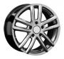 Replica VW13 - Общие характеристики  Тип : литые Материал :   алюминиевый сплав Цвет : серебристый