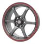 Replica 659 Multi - Общие характеристики  Тип : литые Материал : алюминиевый сплав Цвет : серебристый  черный