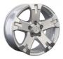 Replica TY21 - Общие характеристики  Тип : литые Материал : алюминиевый сплав Цвет : серебристый