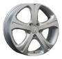 Replica H15 - Общие характеристики  Тип : литые Материал : алюминиевый сплав Цвет : серебристый