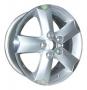 Replica NI9 - Общие характеристики  Тип : литые Материал : алюминиевый сплав Цвет : серебристый