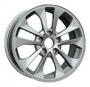 Replica B88 - Общие характеристики  Тип : литые Материал : алюминиевый сплав Цвет : серебристый