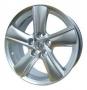 Replica 525 TO/LX - Общие характеристики  Тип : литые Материал : алюминиевый сплав Цвет : серебристый