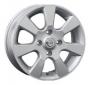 Replica NI11 - Общие характеристики  Тип : литые Материал : алюминиевый сплав Цвет : серебристый