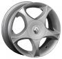 Replica 5502 5.5x14/4x100 ET43 -  Тип : литые Цвет : серебристый Крепежные отверстия : 4 Диаметр центрального отверстия : 60.1 мм