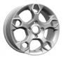 Replica FD29 6x15/4x108 ET52.5 -  Тип : литые Цвет : серебристый Крепежные отверстия : 4 Диаметр центрального отверстия : 63.3 мм